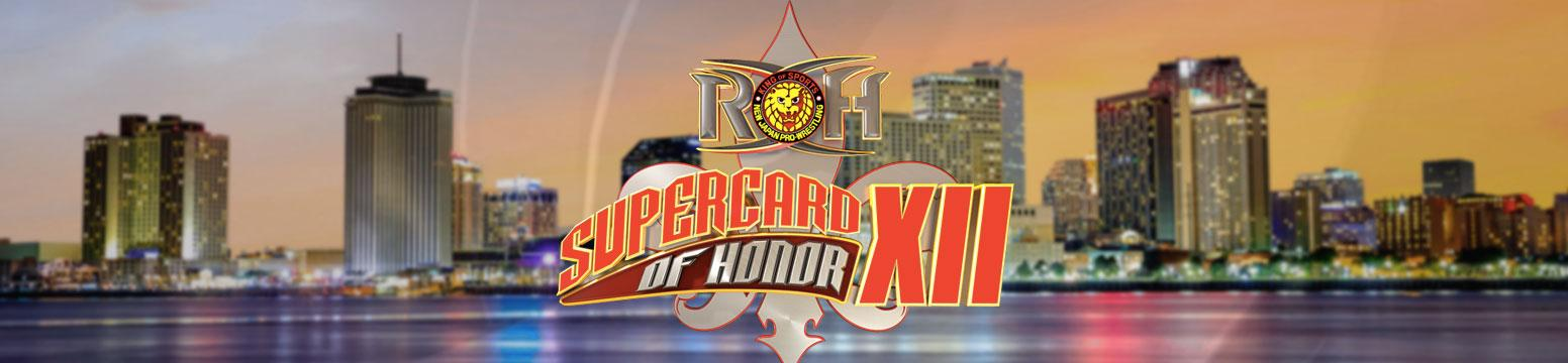 Predicting Ring of Honor's Biggest Show Ever! – Supercard of Honor – 4/7/2018