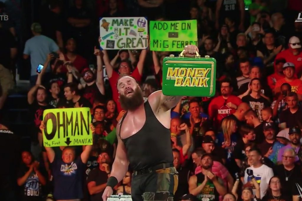 Twisted Bliss, Monsters Amongst Men, and Other Stuff – Money in the Bank 2018 Recap and Reactions